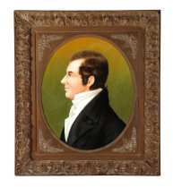 Image of Edward Tiffin  (Image courtesy of Garth's Auctioneers & Appraisers)