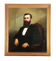 Image of Edward Noyes (Image courtesy of Garth's Auctioneers & Appraisers)