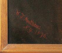 "Image of ""W.T. Mathews, N.Y. 1876"""