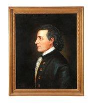 Image of Samuel Huntington (Image courtesy of  Rob Manko.)