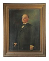Image of William McKinley (Image courtesy of Garth's Auctioneers & Appraisers)