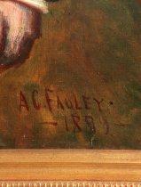 "Image of Signature ""AC Fauley--1899--"""
