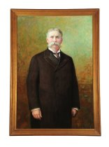 Image of Asa Bushnell (Image courtesy of Garth's Auctioneers & Appraisers)