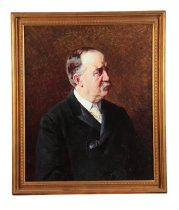 Image of George Nash (Image courtesy of Garth's Auctioneers & Appraisers)