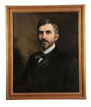 Image of John M. Pattison (Image courtesy of Garth's Auctioneers & Appraisers""
