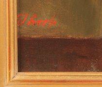 "Image of Signature of Freeman ""Thorp"""