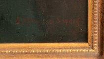"Image of Signature ""E. Hodgdon Smart"""
