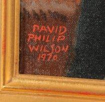 Image of Signature: David Philip Wilson
