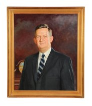 Image of C. William O'Neill (Image courtesy of Garth's Auctioneers & Appraisers)