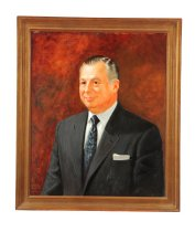 Image of Michael DiSalle (Image courtesy of Garth's Auctioneers & Appraisers)
