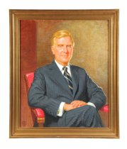 Image of John J. Gilligan (Image courtesy of Garth's Auctioneers & Appraisers)