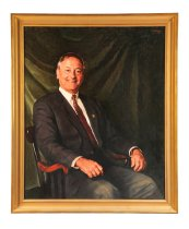 Image of Richard Celeste (Image courtesy of Garth's Auctioneers & Appraisers)