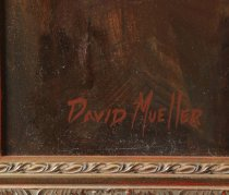 Image of Signature: David Mueller