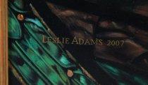 Image of Signature: Leslie Adams