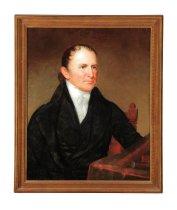 Image of Thomas Worthington (Image courtesy of Garth's Auctioneers & Appraisers)
