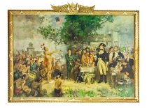 Image of Treaty of Greene Ville (Image courtesy of Garth's Auctioneers & Appraisers)