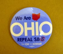 Image of We Are Ohio Repeal SB 5
