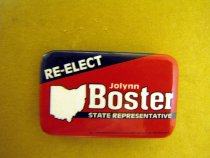 Image of Re-Elect Jolynn Boster