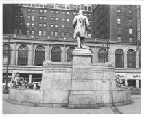"Image of Photograph of the ""William McKinley Monument"""