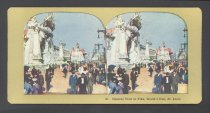 Image of View of Pike, World's Fair, St. Louis
