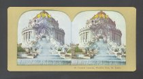Image of Central Cascade, World's Fair, St. Louis