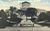 Image of Front of postcard