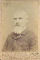 Image of Front of cabinet photograph