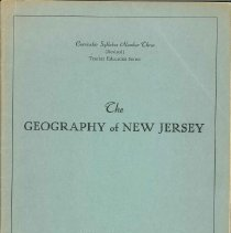 Image of NJ Geography Syllabus