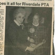 Image of PTA Clippings