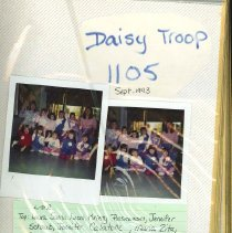 Image of daisy troop 1105