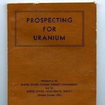 Image of Prospecting For Uranium