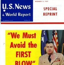 Image of We Must Avoid the First Blow