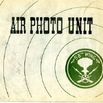 Image of Air Photo Unit 58th Wing, for Operation Crossroads, Kwajalein