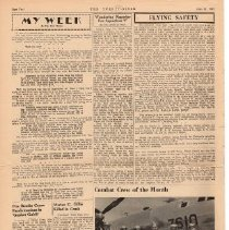Image of The Twenty-niner, Kirtland Field, June 23, 1945 pg 2