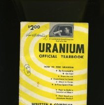 Image of Uranium Official Yearbook