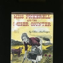 Image of Miss Pickerell And The Geiger Counter