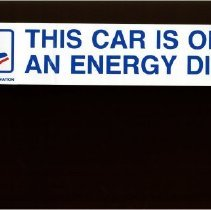 Image of THIS CAR IS ON AN ENERGY DIET
