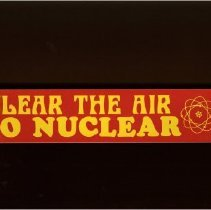Image of CLEAR THE AIR GO NUCLEAR