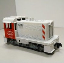 Image of 14.42.59 - Lionel HO Scale 0056 AEC Switcher Locomotive 
