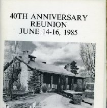 Image of 40th Anniversary Reunion, Los Alamos