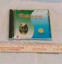 """Image of CD-ROM """"Vietnam"""""""