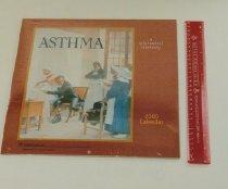 "Image of Calendar 2000:  ""Asthma"""