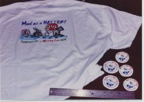 "Image of ""Mad as a Hatter"" Campaign Materials"