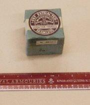 Image of W. & R. Balston Ltd. Whatman Seamless Extraction Thimbles