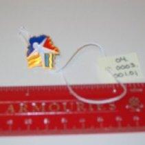 Image of NIEHS Lapel Pins--NIEHS pin