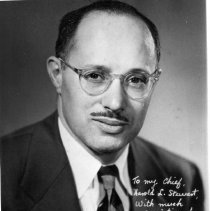 Image of Harold L. Stewart Photograph Collection - Isadore N. Dubin
