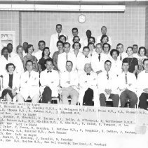 Image of Harold L. Stewart Photograph Collection - NCI Laboratory of Pathology Staff 1958-1959