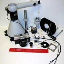 Image of Carl Zeiss Inc. Inverted Microscope Camera Assembly