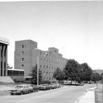 Image of Campus Buildings - North and south sides of Building 29A