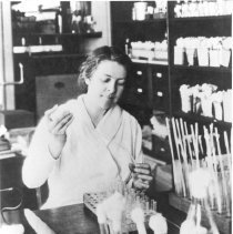 Image of Faces of NIH - Dr. Alice C. Evans